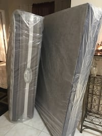 Beauty rest super pillow top all sizes new  Miami, 33183