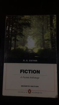 Fiction by R. S Gwynn Vaughan, L6A 3E7
