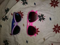 three pink and black sunglasses Saint Matthews, 40207