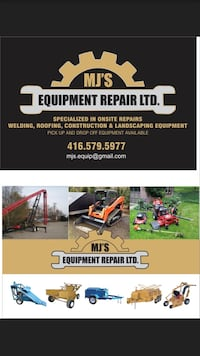 small engine repair and welding service