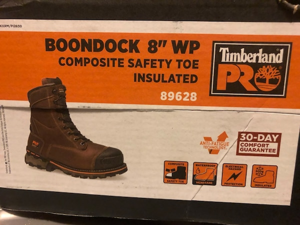 Timberland pro Boondock work boots