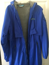 Club Swim - Swim Parkas (2 available)  2316 mi
