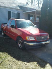 Red Ford F-150  South Bend