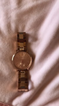 Rose Gold Micheal Kors barely worn Baton Rouge, 70820