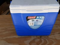 blue and white Coleman ice cooler Peoria, 85382