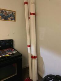 8 foot beading about 100 pieces  Mission, V2V 6Y3