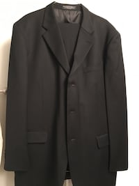 black notch lapel suit jacket Greenville, 27858