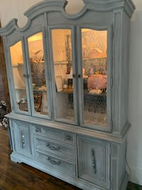 Gorgeous Farmhouse Cabinet Hutch Furniture Long Valley, 07853