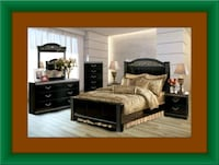 11pc Ashley bedroom set free delivery Ashburn, 20147