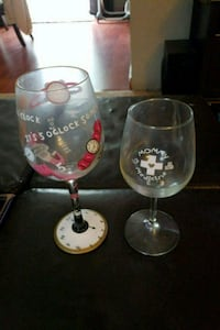 Wine glasses Holtsville
