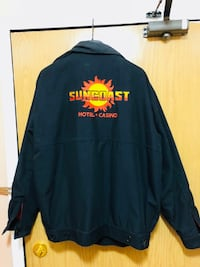 Suncoast Casino Jacket as new Surrey, V3V 7L9