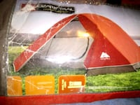 Tent, dome