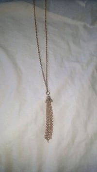 gold chain necklace with pendant Chico, 95926