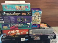 Games and puzzles  Denver, 80221