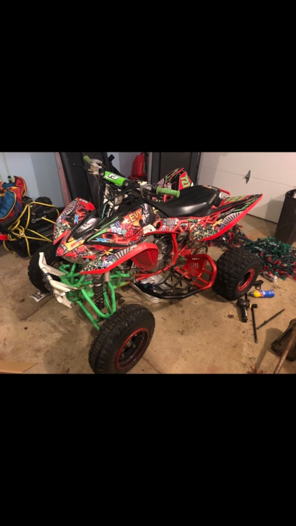 Used 2012 Honda Trx400x For Sale In Deemston Letgo