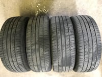 215/45/17 Michelin primacy hp Summer tires Markham, L3R 8T9