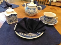 Crabtree and Evelyn Masons Tea Set - Cheerio! GAITHERSBURG