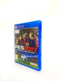 Ps4 Oyun Pes 2017 Altinoluk