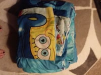 Sponge Bob twin sheets and comforter Lancaster, 43130