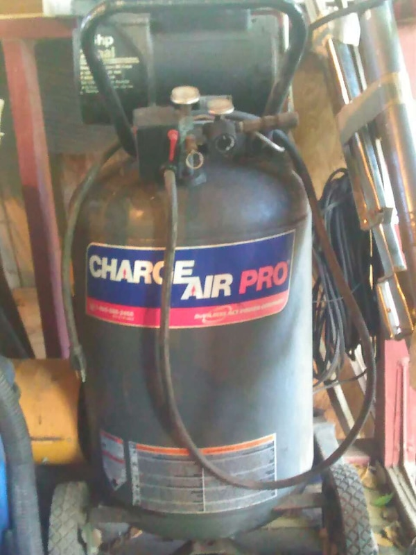 used devilbiss charge air pro compressor for sale in broussard letgo