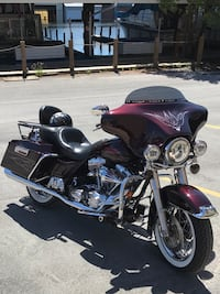 2005 Black cherry electraglide Chili, 14624