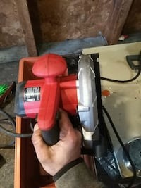 red and black power tool Surrey, V3W 4A9
