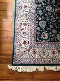 Hand knotted oriental rug Sandy Spring, 20860
