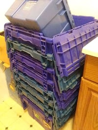 Storage bins.great for use in storahe Fall River, 02720