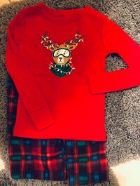 Toddlers Holiday PJ's Size 3T NEW W/Tags