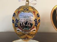 2008 friends of the white house ornament, 1st in series. Fairfax Station, 22039