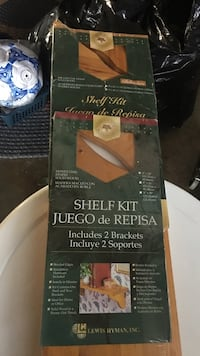 Shelf Kit box