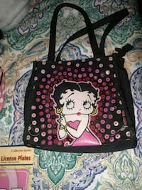 black and pink Minnie Mouse tote bag Lawton, 73507