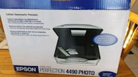 Epson perfection color photo scanner 4490 Vaughan, L4H 3G1