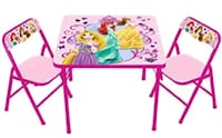 Disney princess table and chairs Gaithersburg, 20878