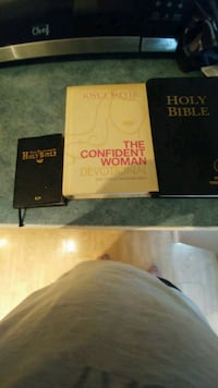 Bibles and devotion book Red Deer, T4N 4X3