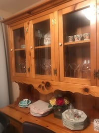Dining hutch Campbell, 95008
