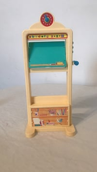 Electronic chalk board doll furniture  Toms River, 08753