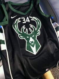 Giannis Antetokounmpo jersey  Washington, 20019