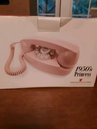 princess phone.  Asheville