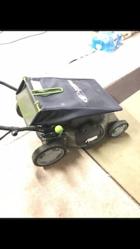 Black and green push cart Modesto, 95354