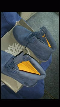 Limited Edition Timberland Boots Size 10.5. Philadelphia