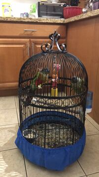 Very durable and strong bird cage iron Toronto, M1B