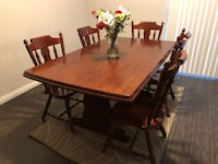 Kitchen Table with 5 chairs Henderson, 89002