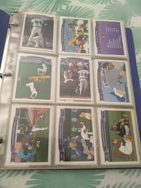 Nolan Ryan and Reggie Jackson looney toon card set Canton, 75103