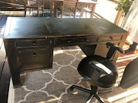 Executive desk with chair  Brentwood, 37027