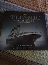 The titanic experience the legend of the unsinkabl Irving, 75061