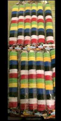 new ......All colors hair rubber bands....6 colors ....in pack 24 PC' Gaithersburg, 20878