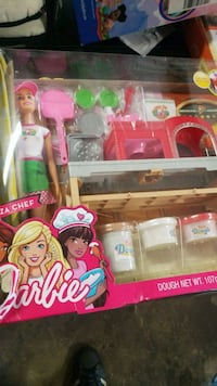 Barbie Pizza Chef Riverside, 92509
