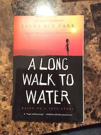 A Long Walk to Water. By Linda Sue Park. Based on Quincy, 02169