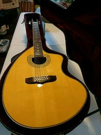Craviola 12 string acoustic electric guitar Roswell, 88203